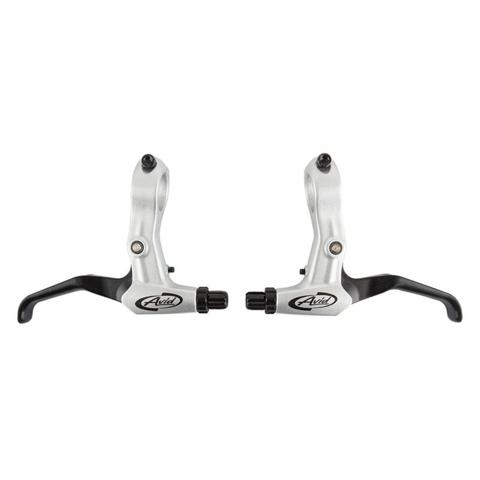 FR-5 Levers Silver / Black
