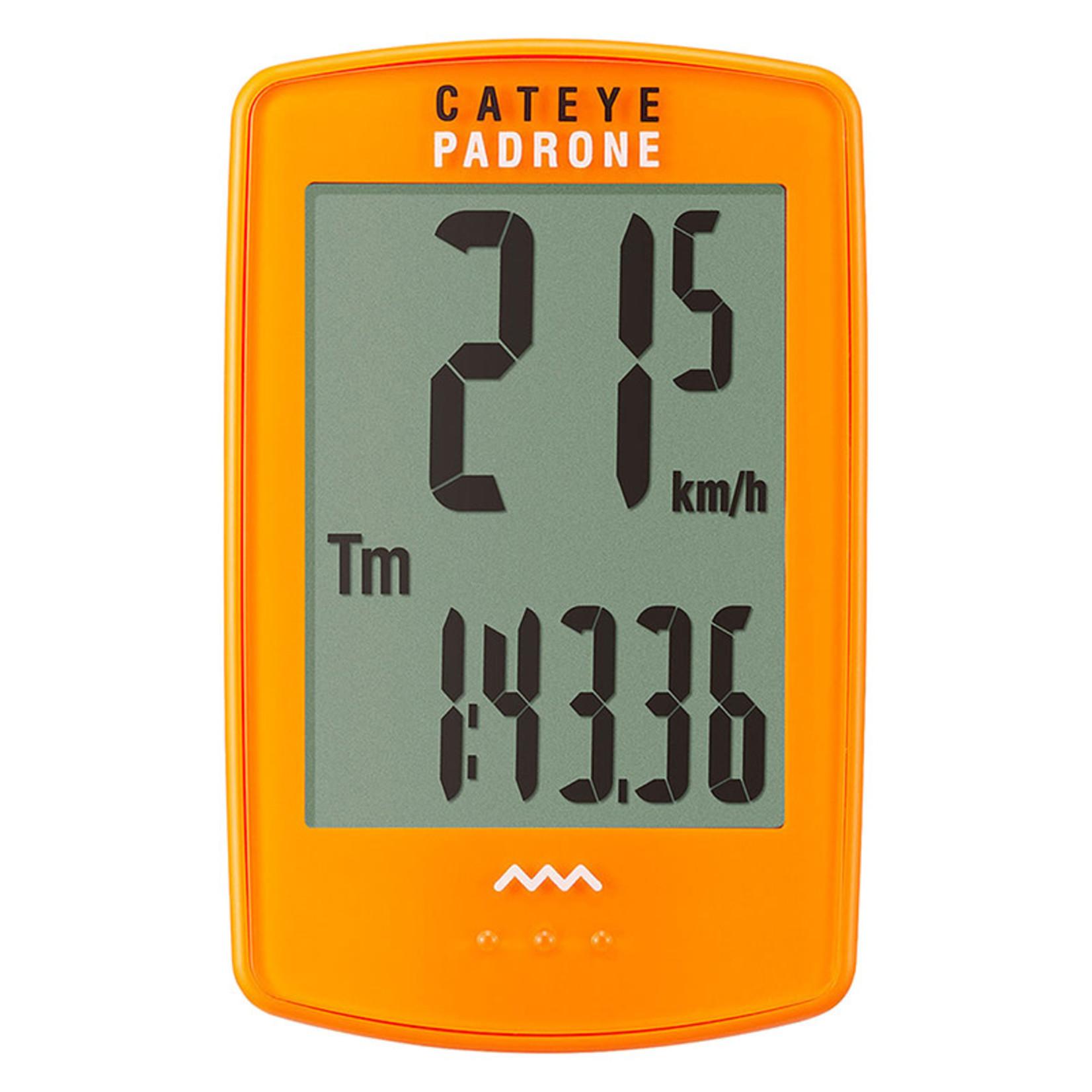 CC-PA100W Padrone Wireless Orange