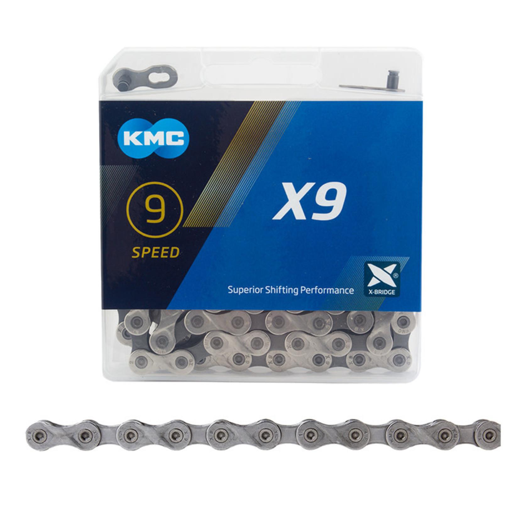 X9 9s 116L Silver