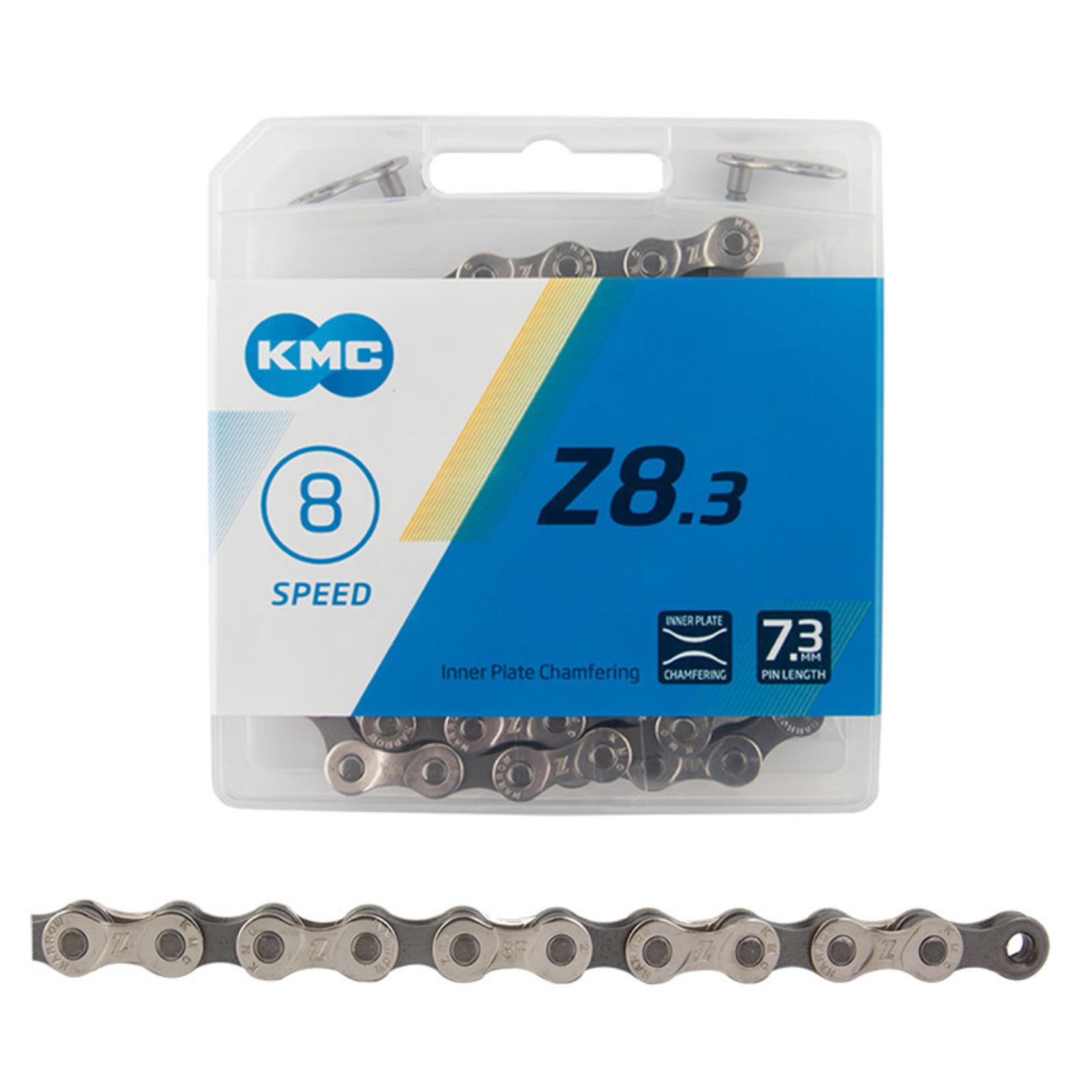Z8.3 8s 116L Silver