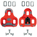 LOOK KEO GRIP Cleat - 9 Degree Float, Red