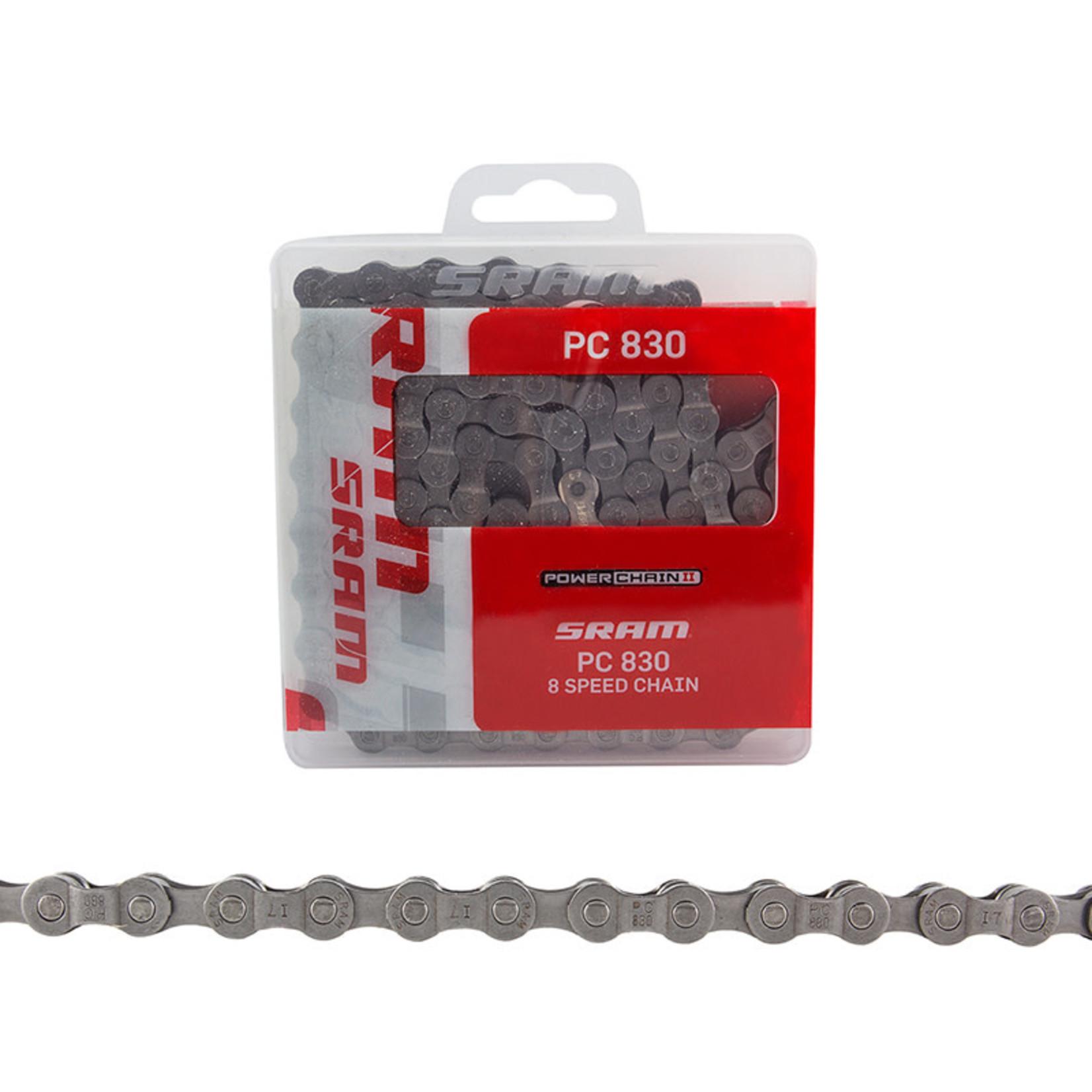 PC830 8s 114L Grey Powerlink