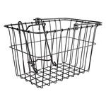 "Lift-Off Front Basket 14.5x9.5x9"" Steel Black"