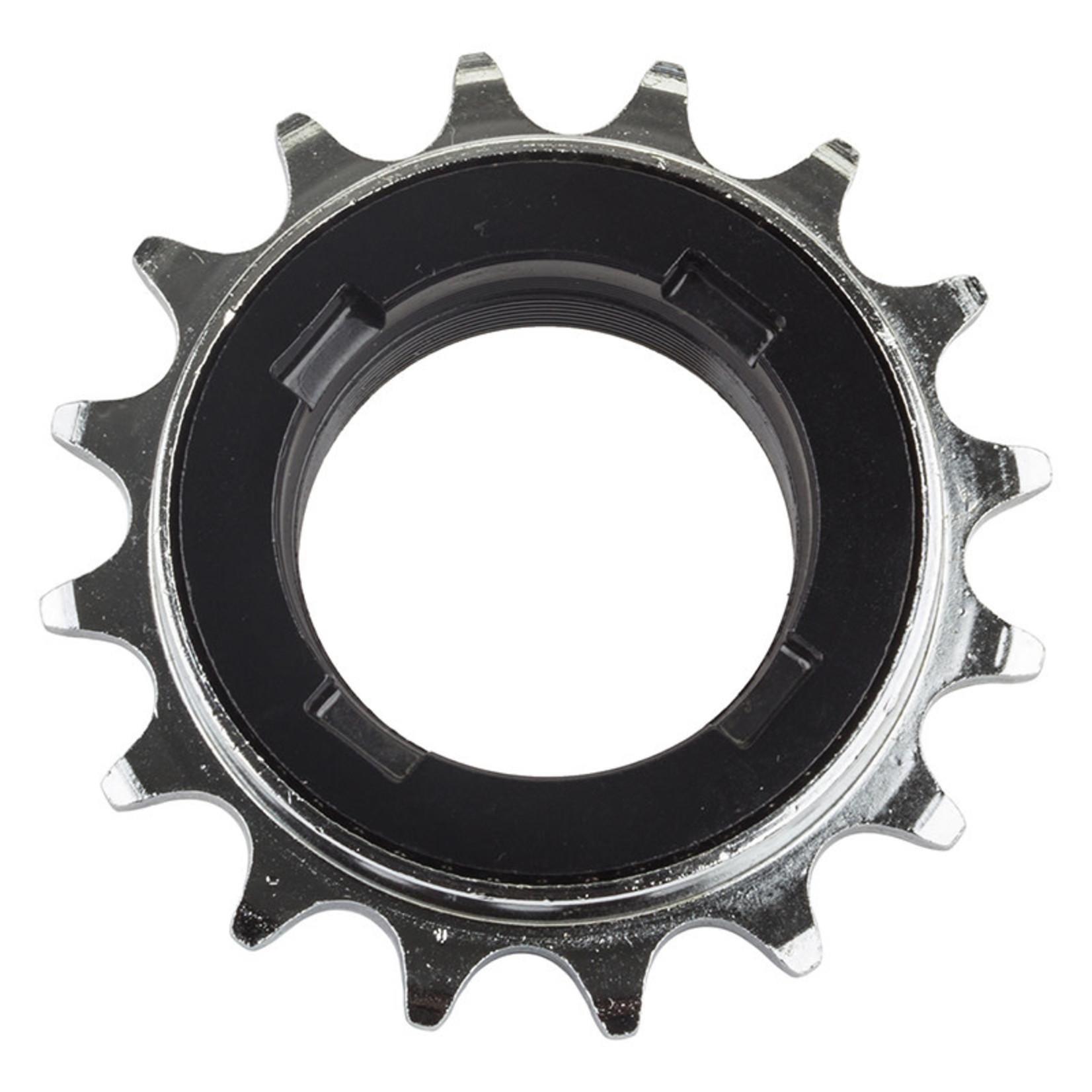 Freewheel 16Tx1/8 Chrome
