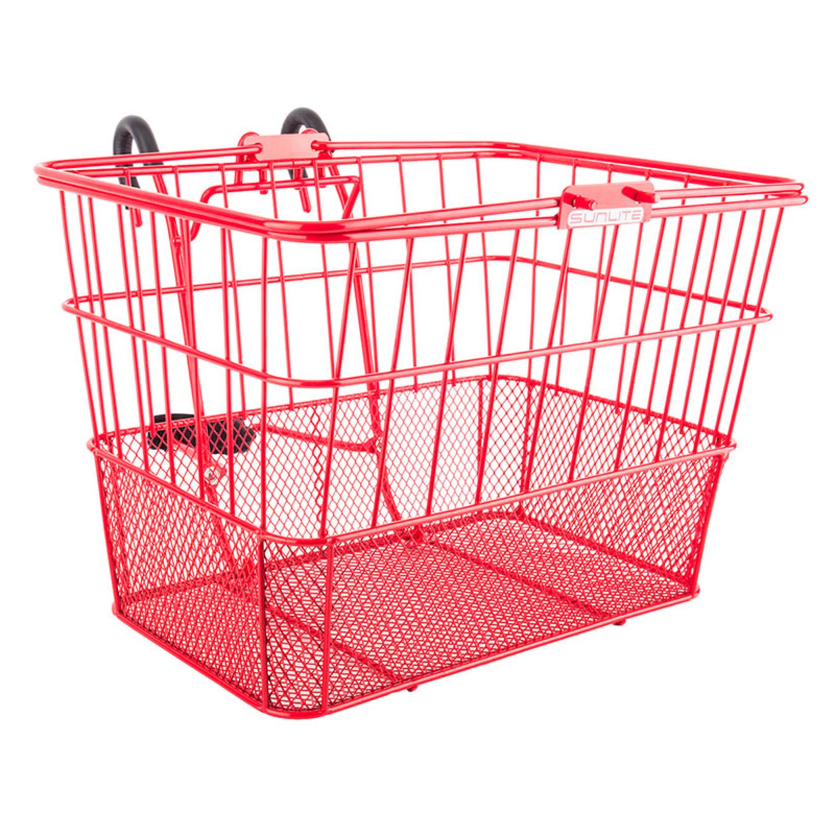 Standard Mesh Bottom Lift-Off Red