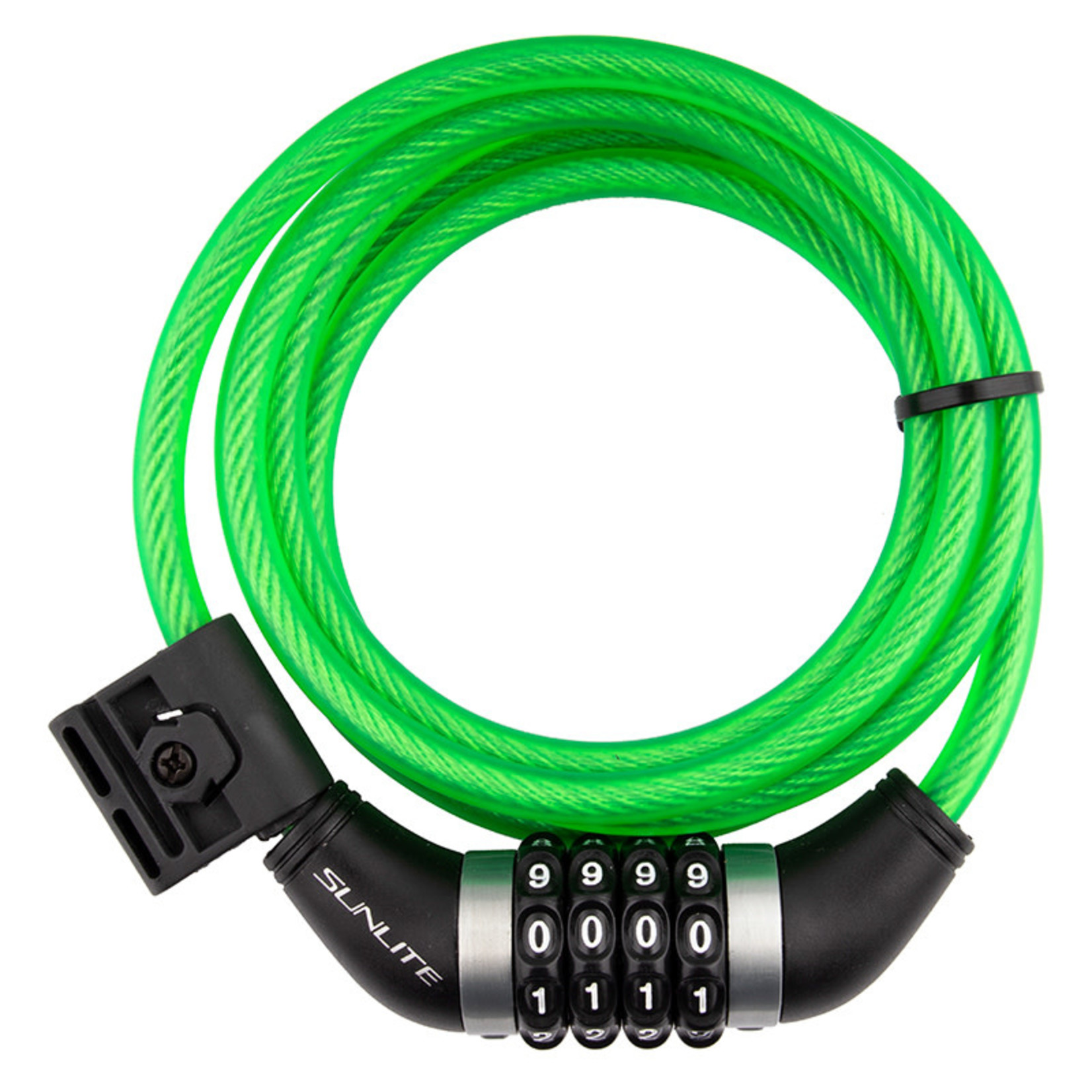 Resettable Combo Cable Green