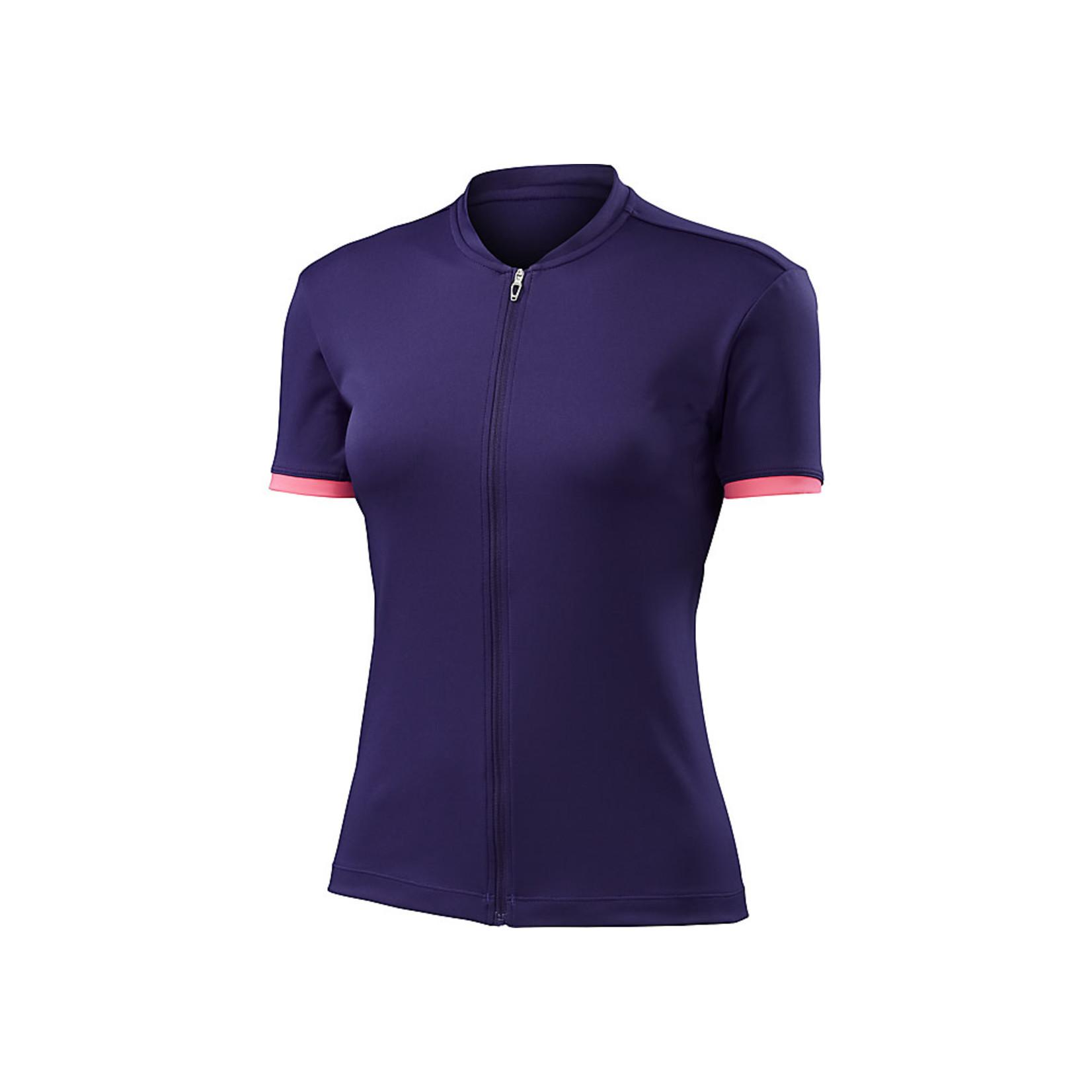 Specialized Women's RBX Sport Jersey Deep Indigo/Neon Pink Medium