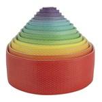 Fade Handlebar Tape Pastel Rainbow