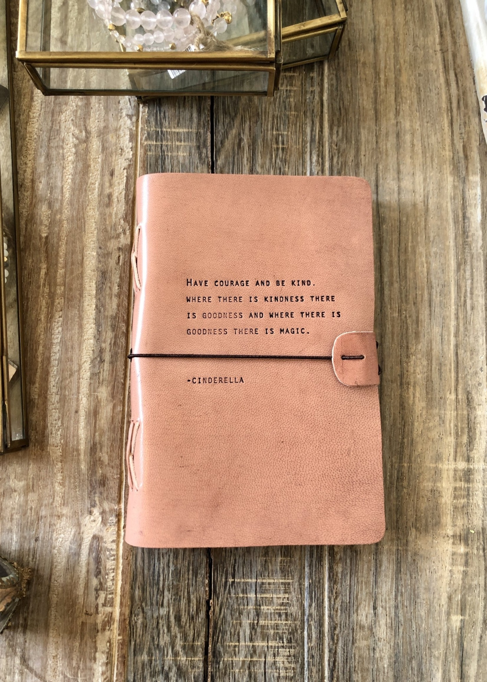 Sugarboo & Co. Artisan Leather Journal