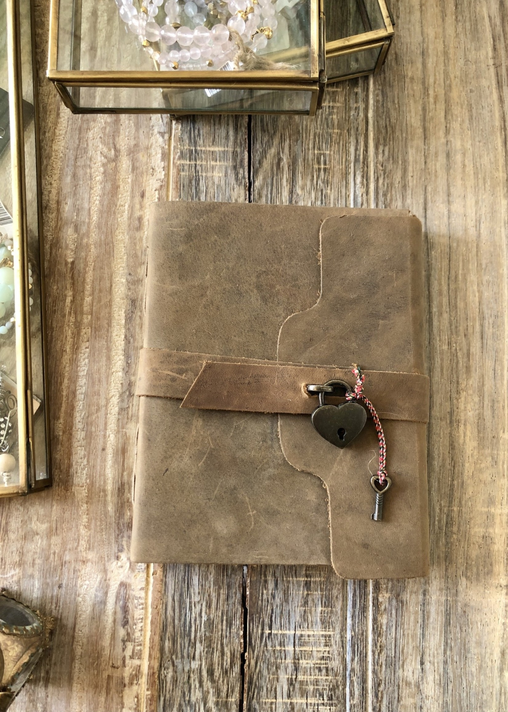 Sugarboo & Co. Leather Journal