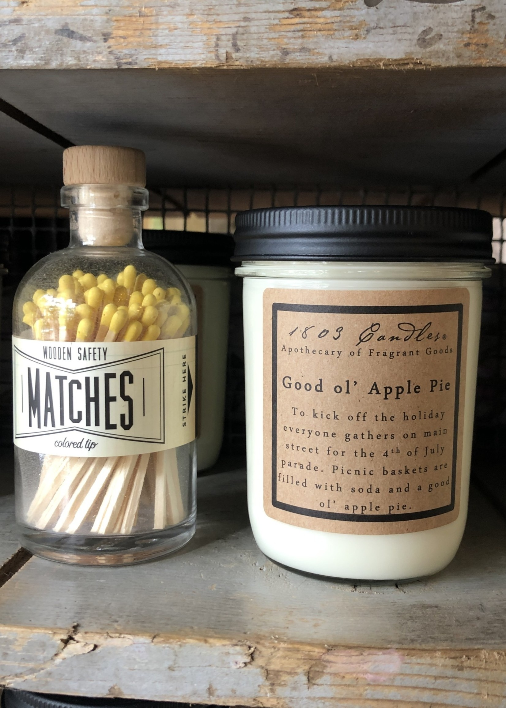 1803 Candles 1803 Candles