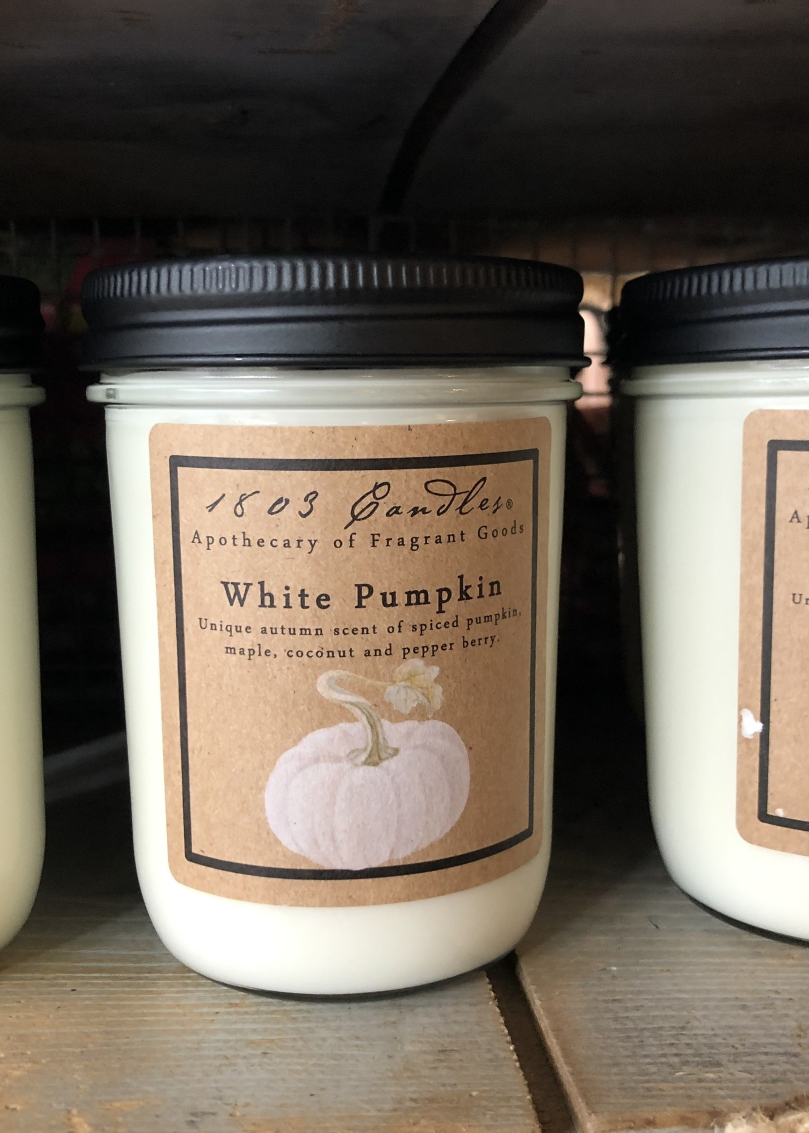 1803 Candles 1803 Fall Candles