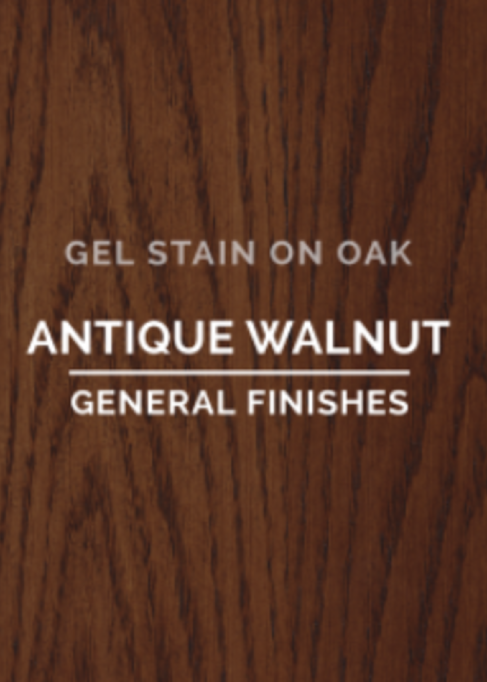 General Finishes General Finishes Gel Stain