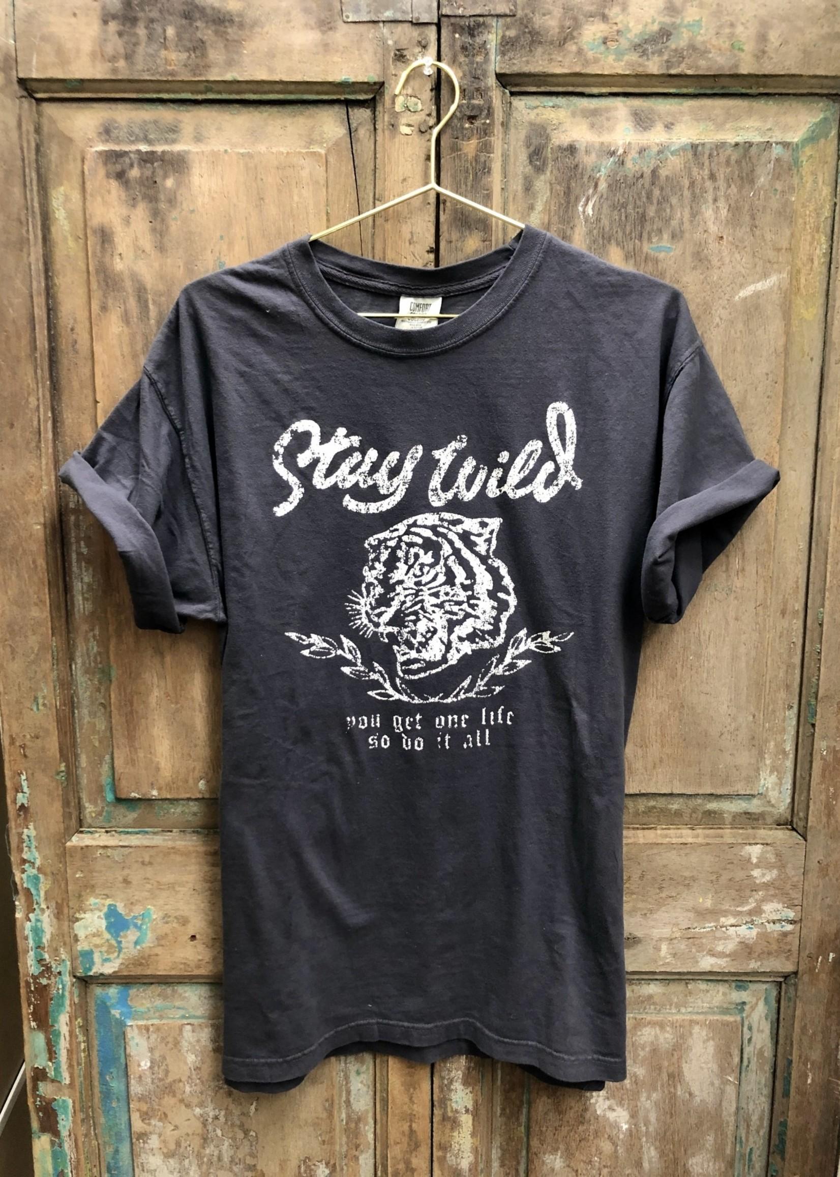 Benie Stay Wild Tee