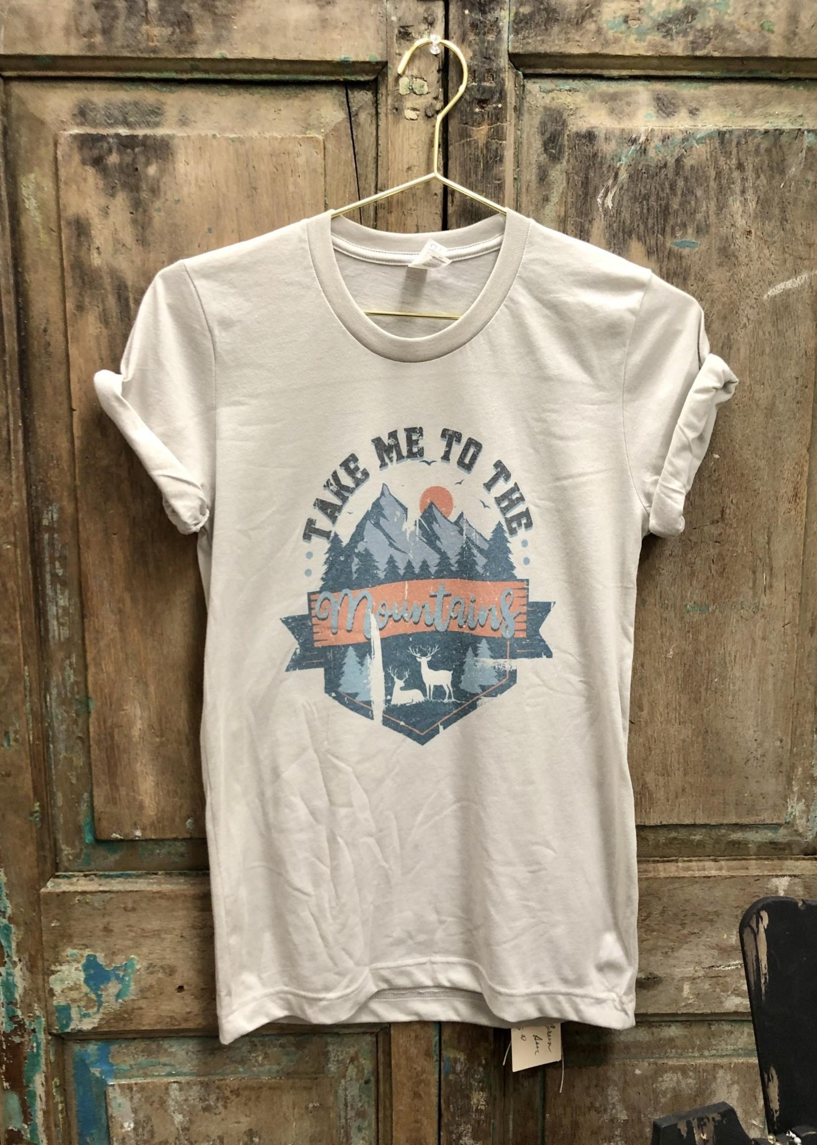LLD Supply Take Me To The Mountains Tee