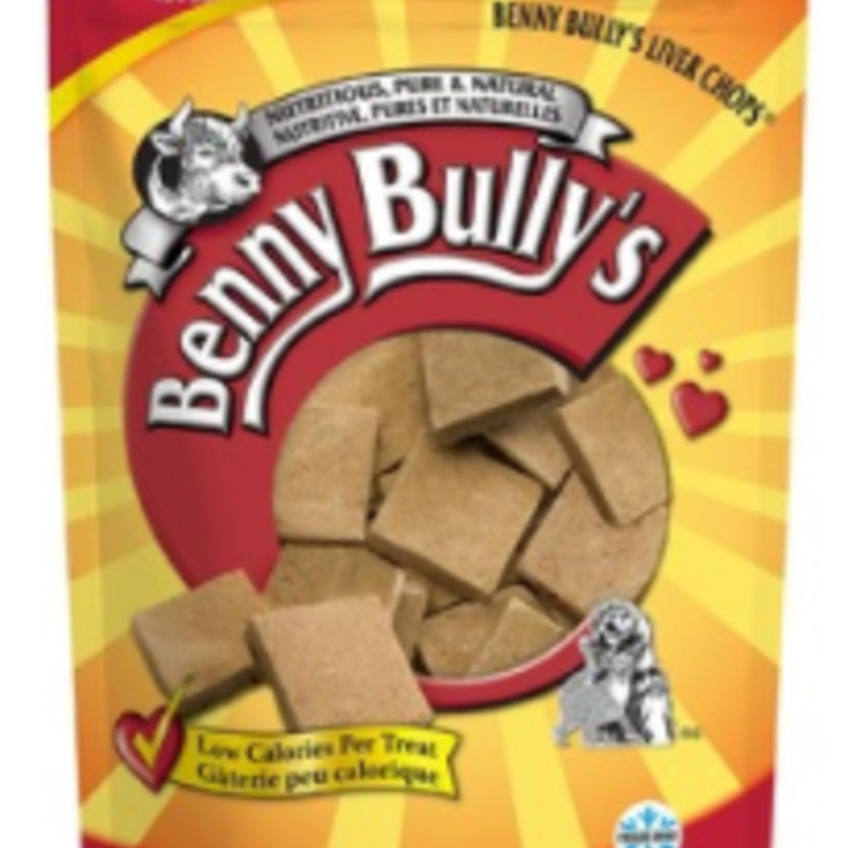 Benny Bully Benny Bully's Liver Chops Original (500g)