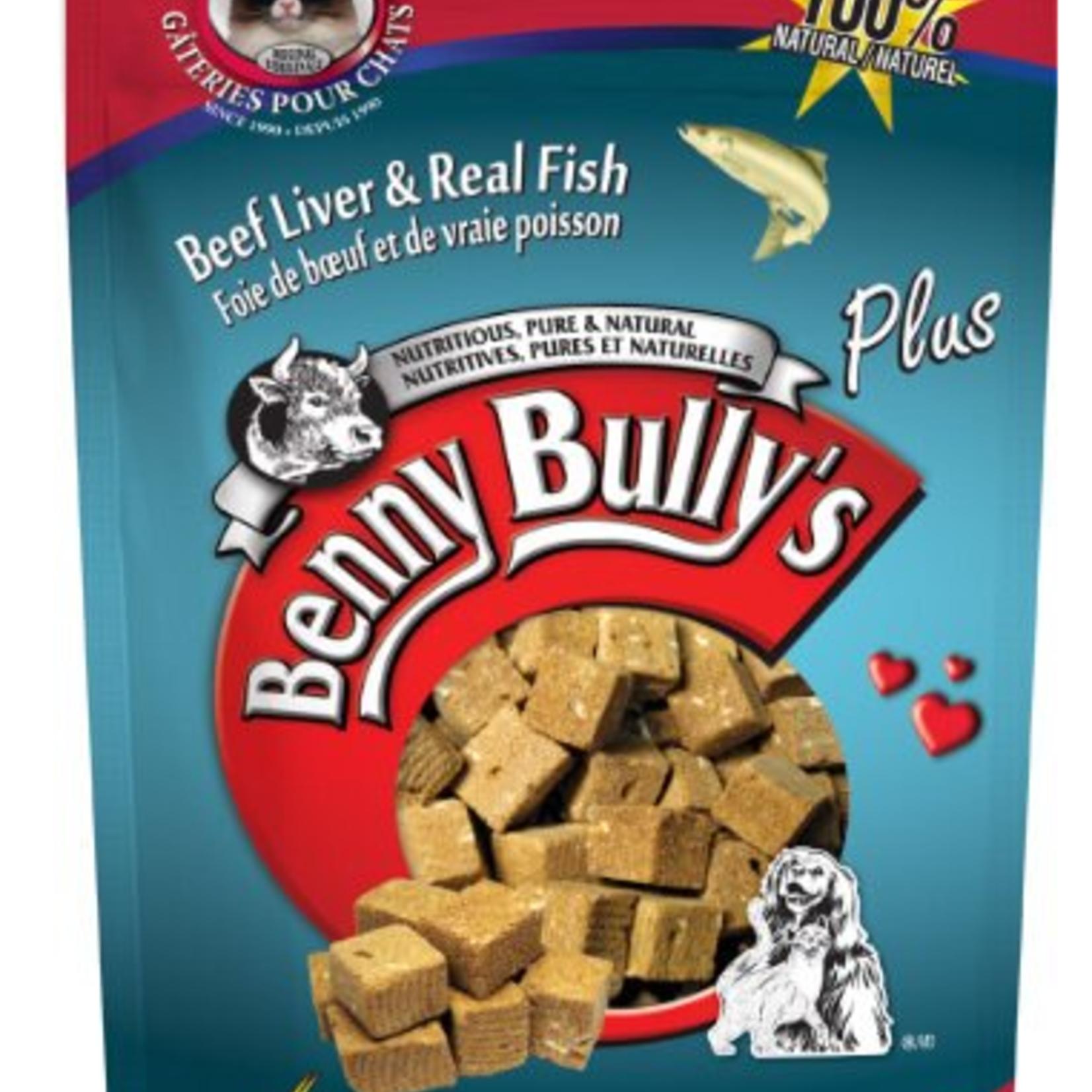 Benny Bully Benny Bully's Plus Fish Cat Treats (25g)