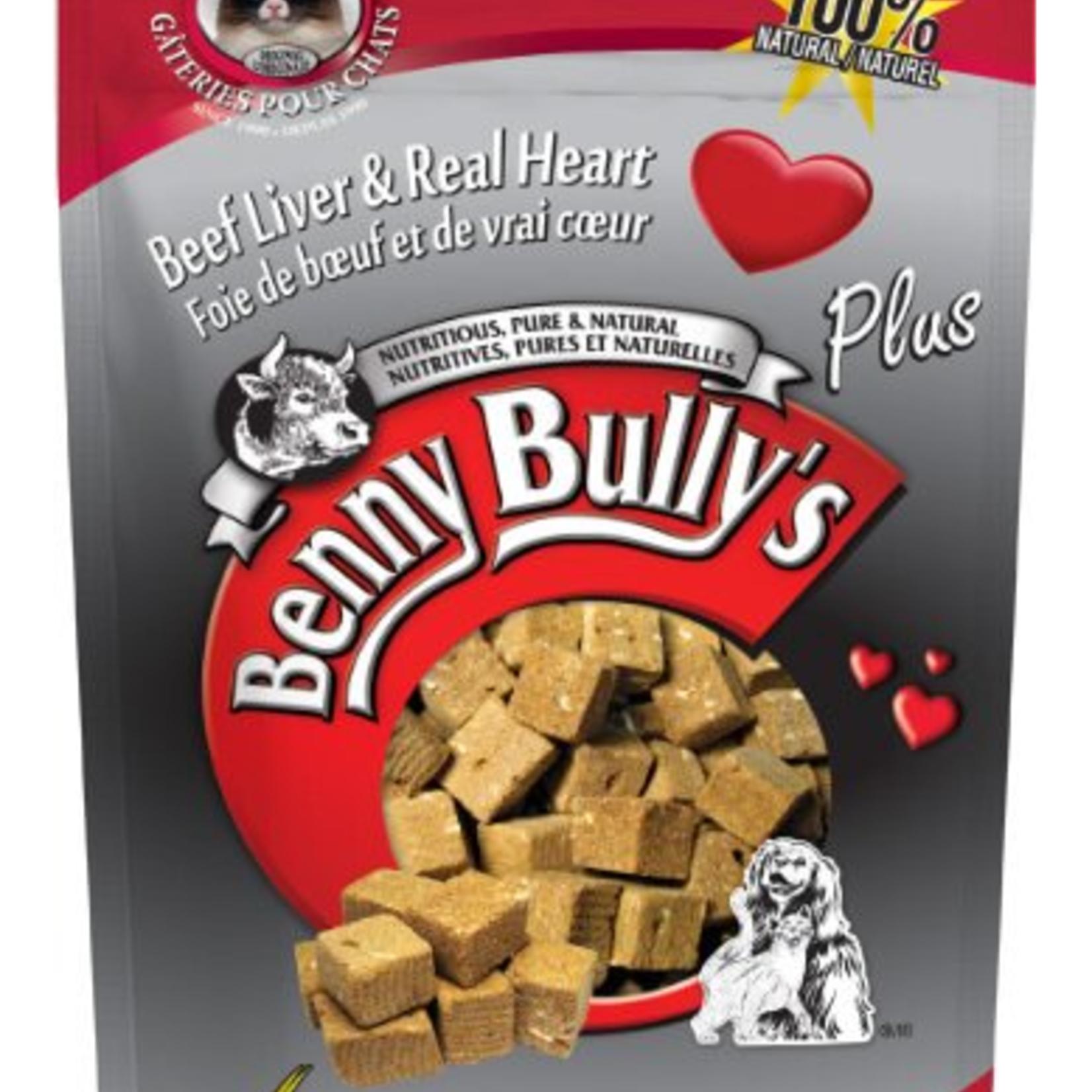 Benny Bully Benny Bully's Plus Heart Cat Treats (25g)