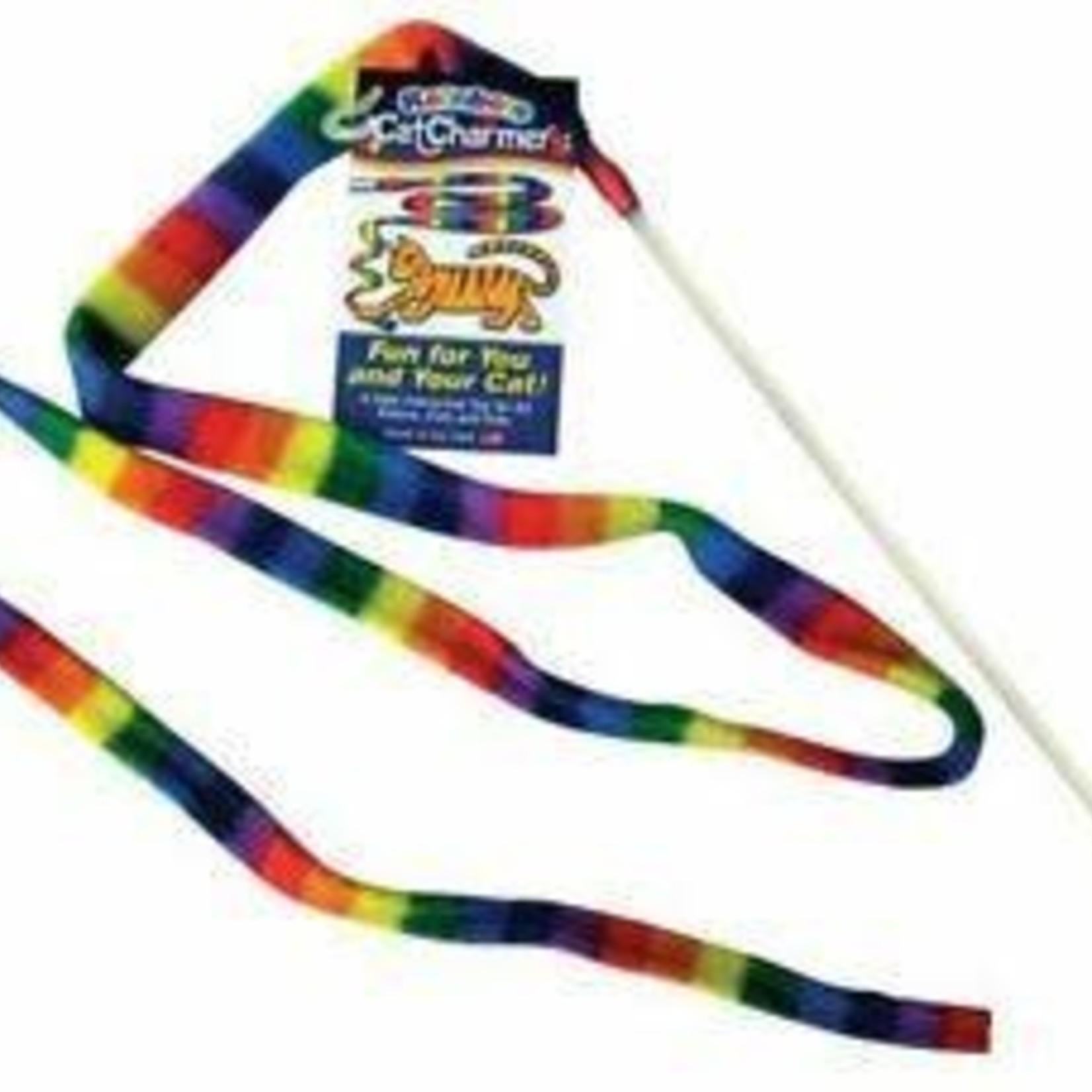 CAT Dancer Charmer Rainbow wand