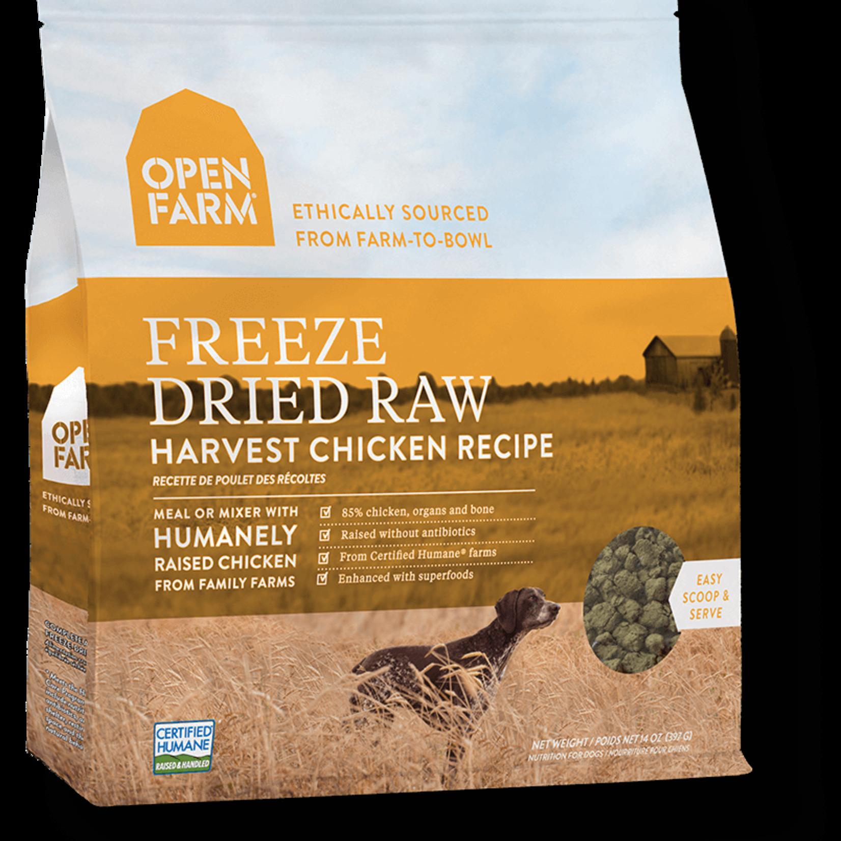 Open Farm Chicken Recipe (13.5 oz)