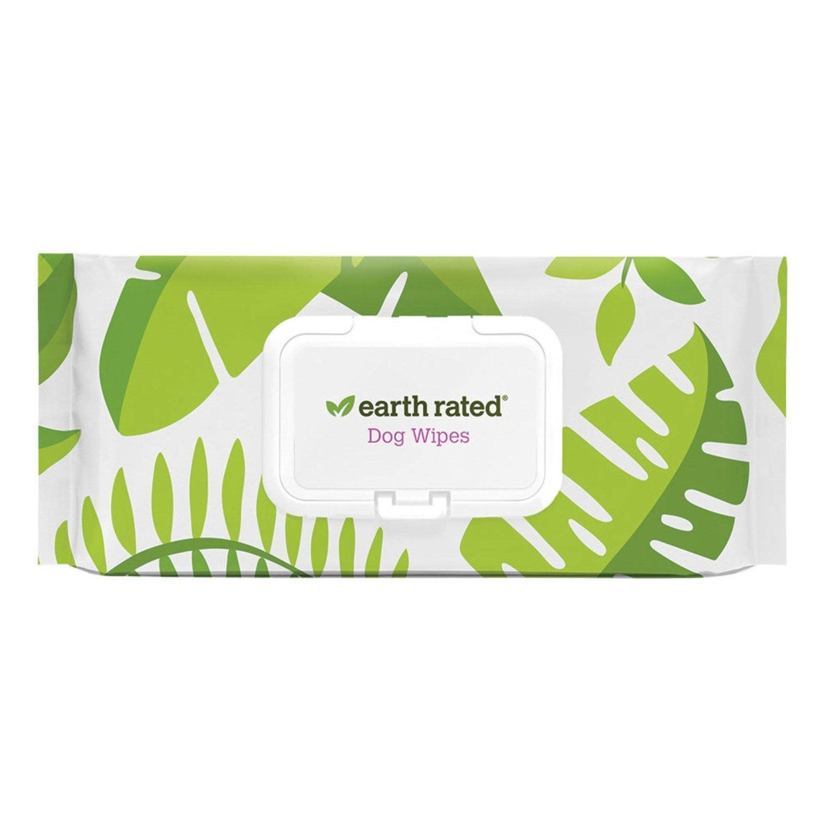 Earth Rated Grooming Wipes