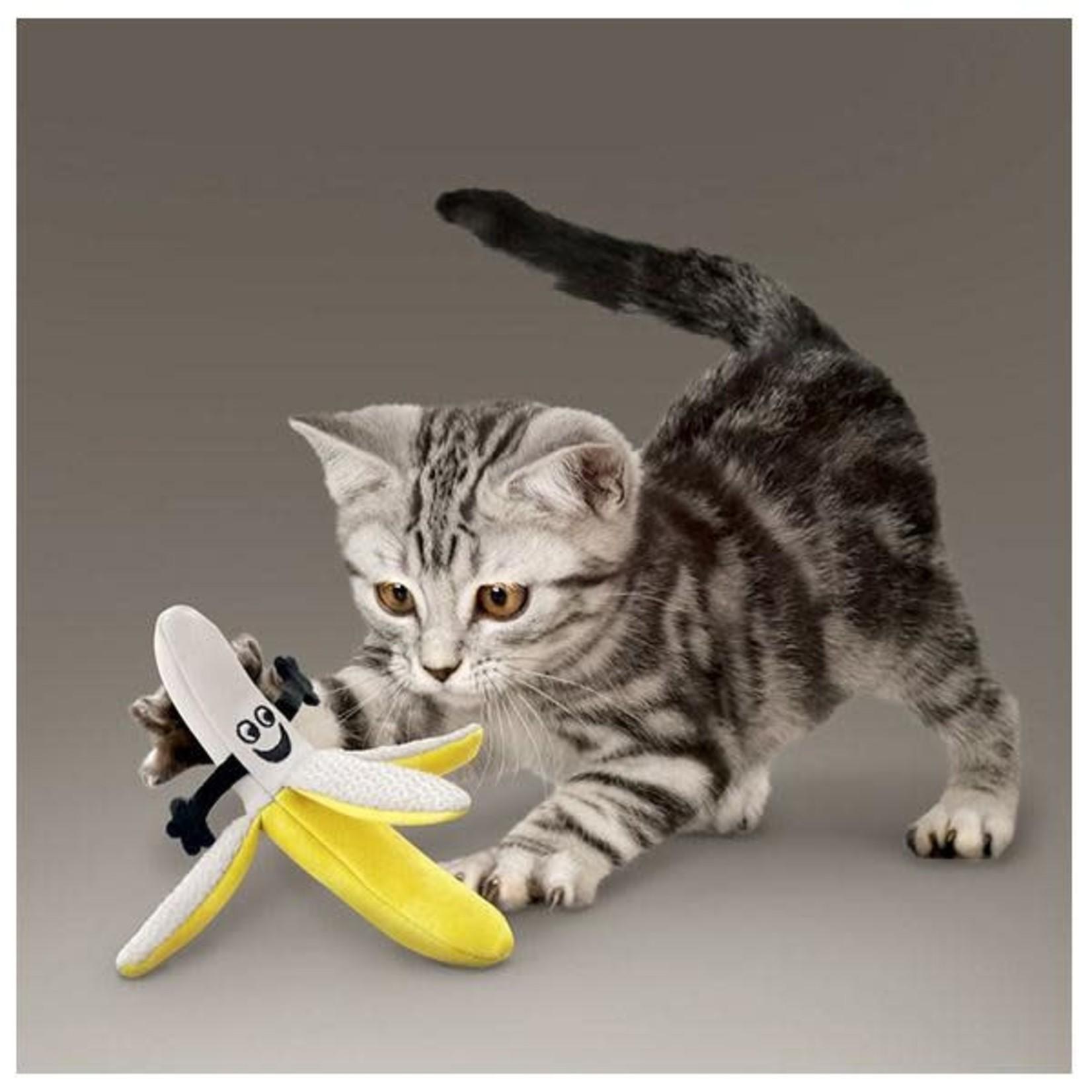 Kong Kong Cat Better Buzz Banana