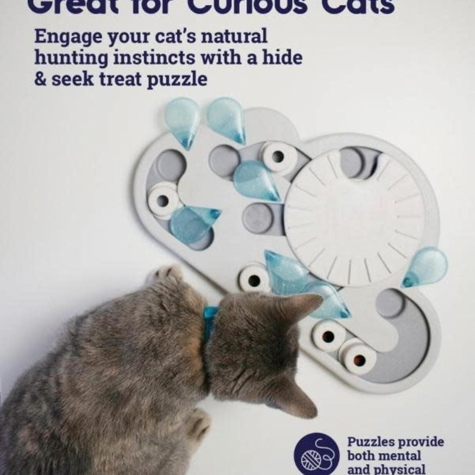 Nina Ottoson Rainy Day Puzzle & Play Cat Game-Cat