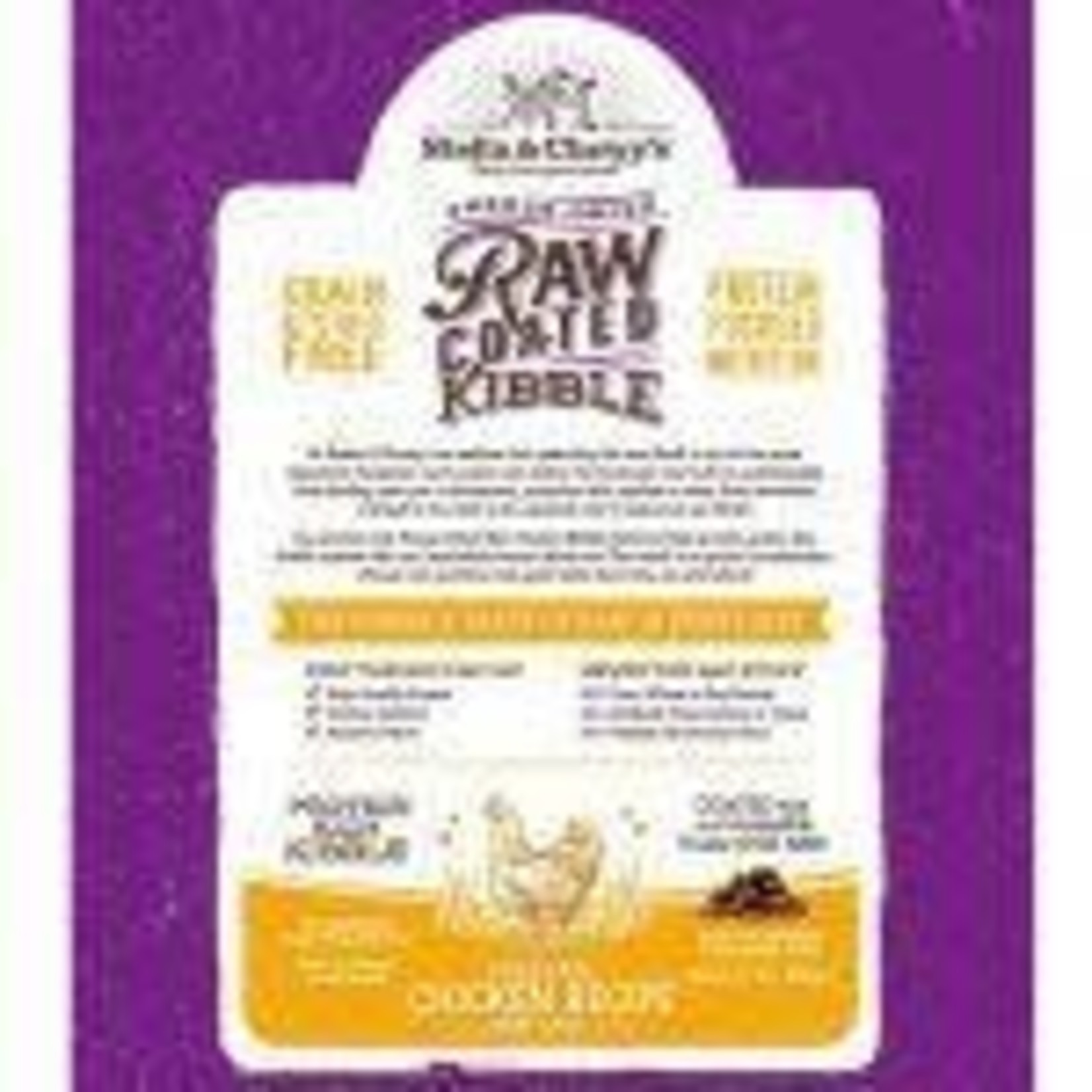 Stella & Chewy s Raw Coated Kibble-Chicken