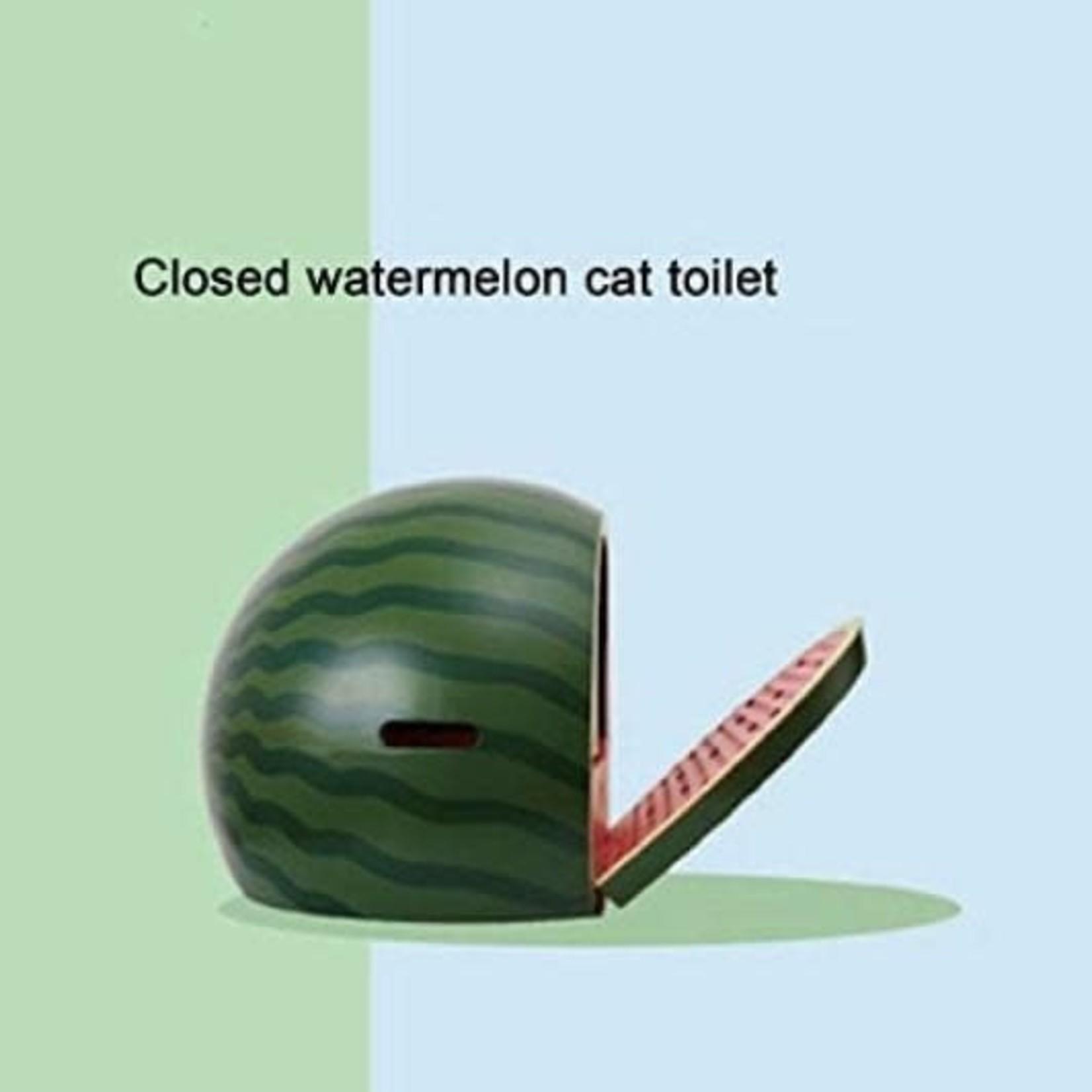 Bac à Litière Melon d'eau