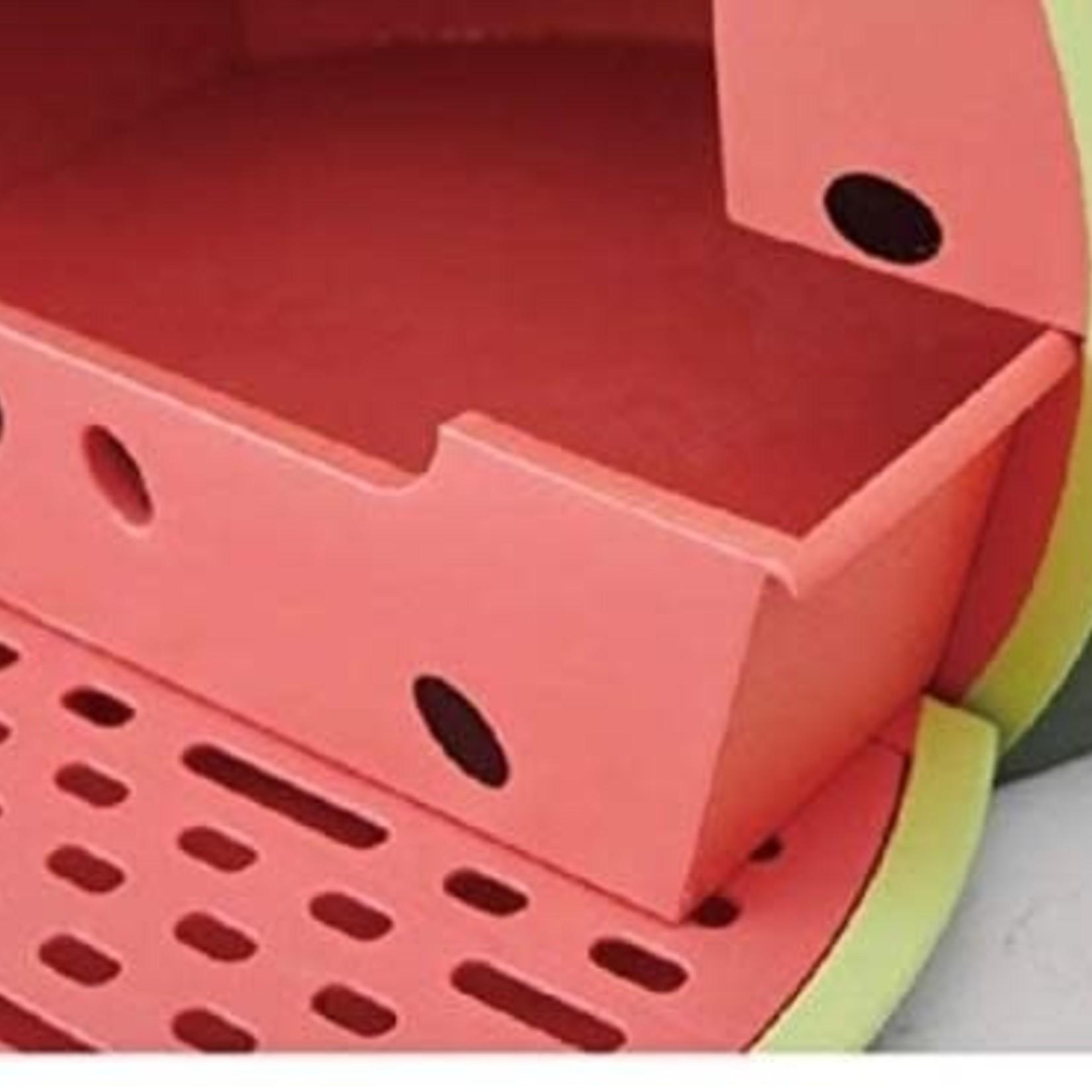 Watermelon Litter Box
