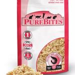 PureBites Crevettes Séchées à froid pour chat (23g)