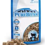PureBites Foie d'agneau séché au froid - Gâterie pour chien (45g)