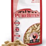 PureBites Poitrine de poulet séchée au froid - Gâterie pour chat (40g)
