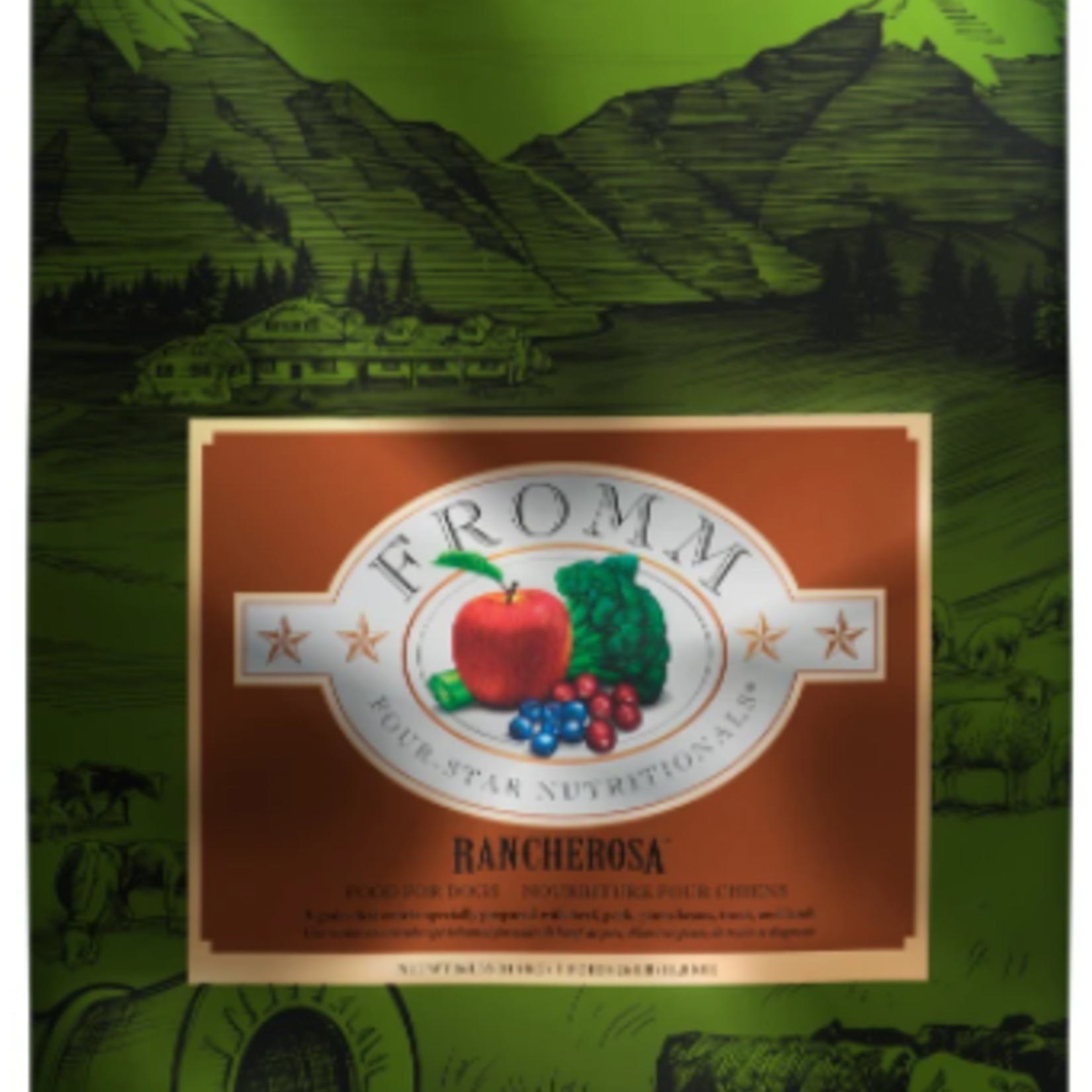 Fromm Rancherosa® - dog dry food