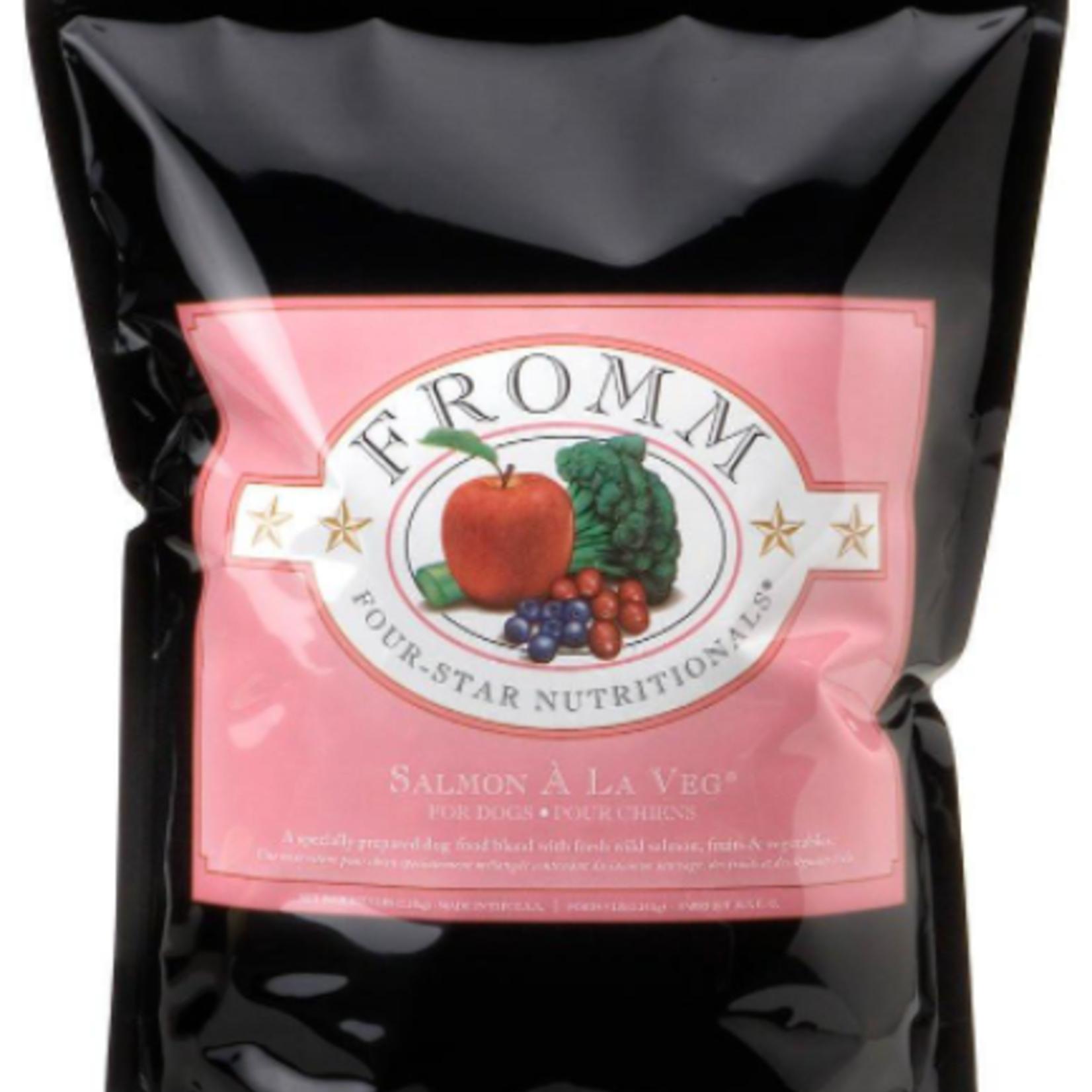 Fromm Salmon À La Veg® - Dry dog food