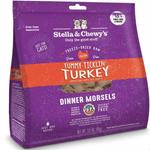 Stella & Chewy s Cru séché à froid-Dinde-3.5oz-Morceaux pour dîner