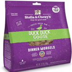 Stella & Chewy s Freeze Dry RAW-Duck & Goose-3.5oz-Dinner Morsels