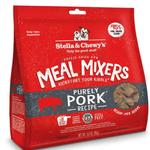Stella & Chewy s Cru séché à froid-Porc-Mélangeur à repas-3.5oz