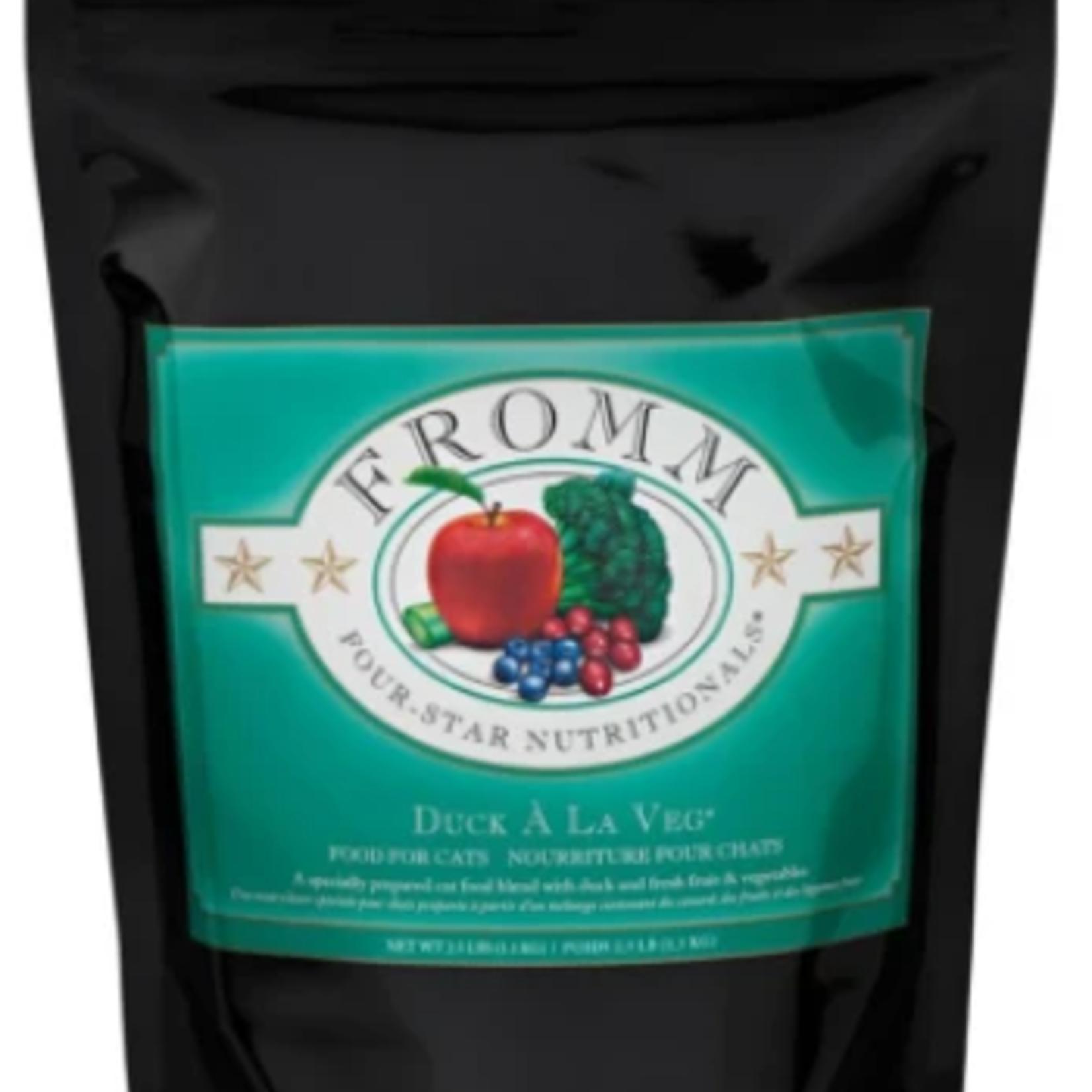 Fromm Duck À La Veg® Recipe - dry cat food