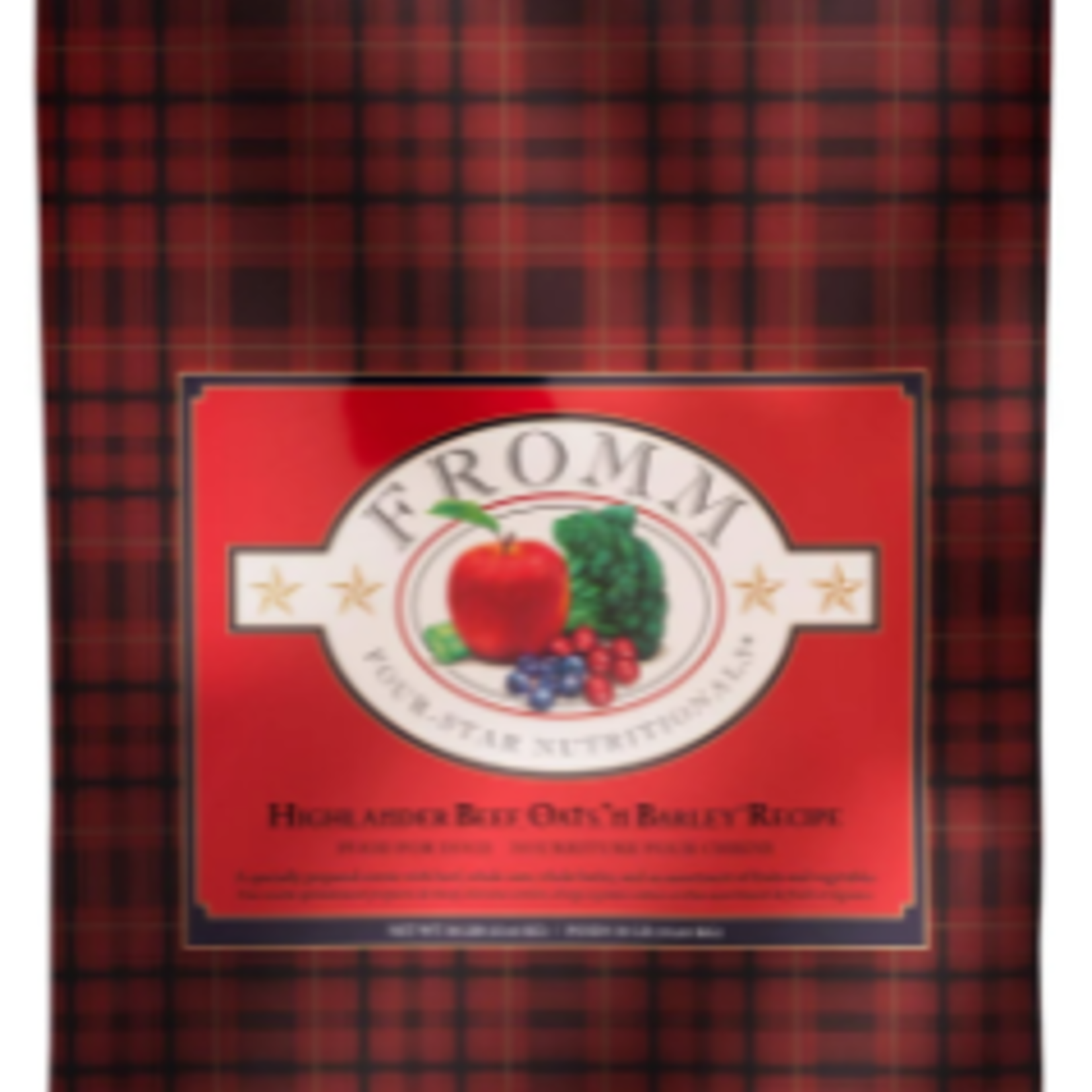 Fromm Highlander Beef - Croquettes pour chien