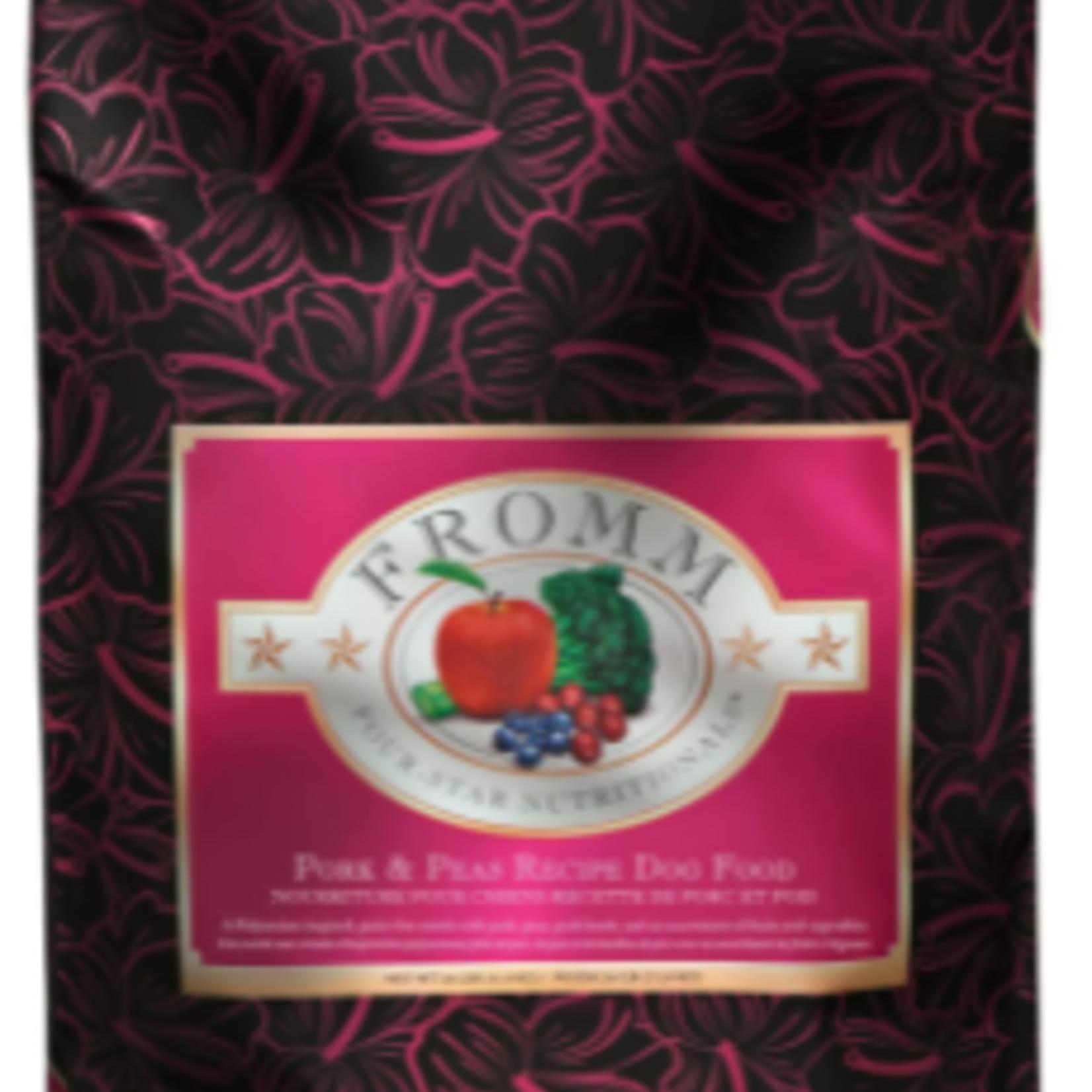 Fromm Pork & Peas Recipe - Dog dry food