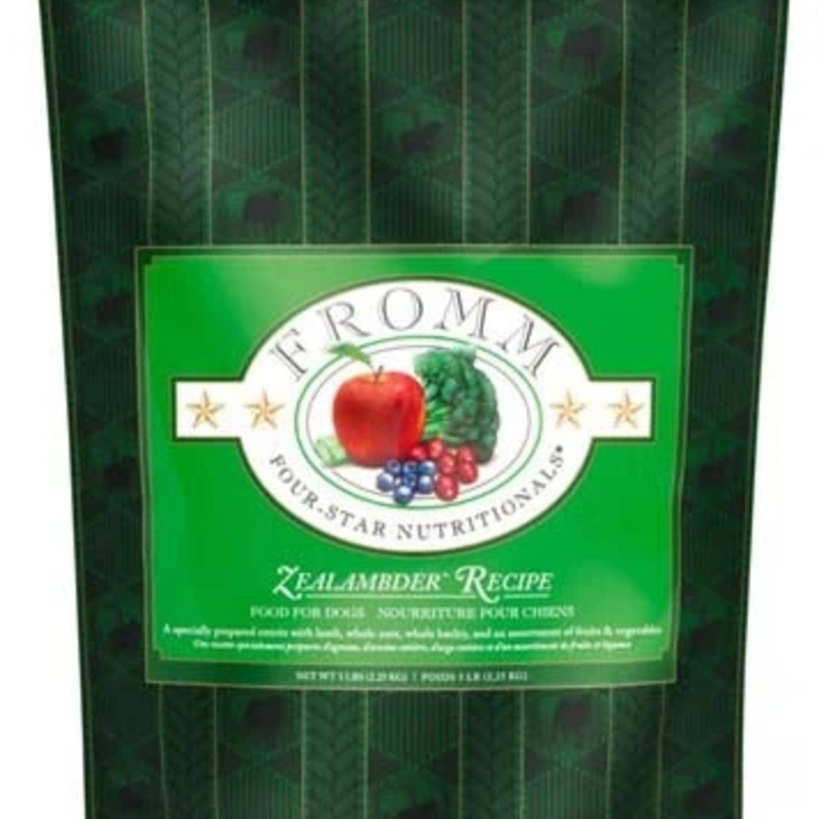 Fromm Zealambder® Recipe - Dog dry food
