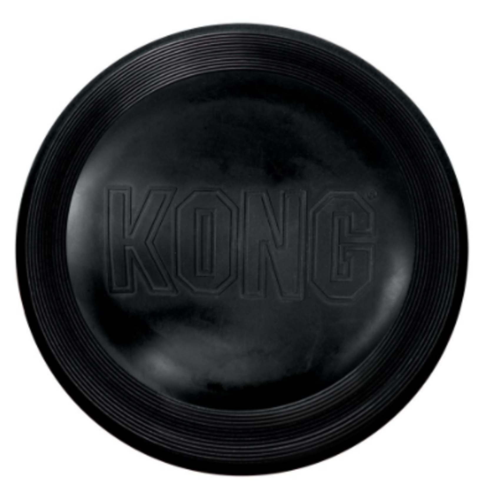 Kong Large Dog Durable Rubber Flying Disc