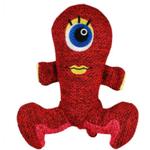 Kong Woozles-Red-Medium