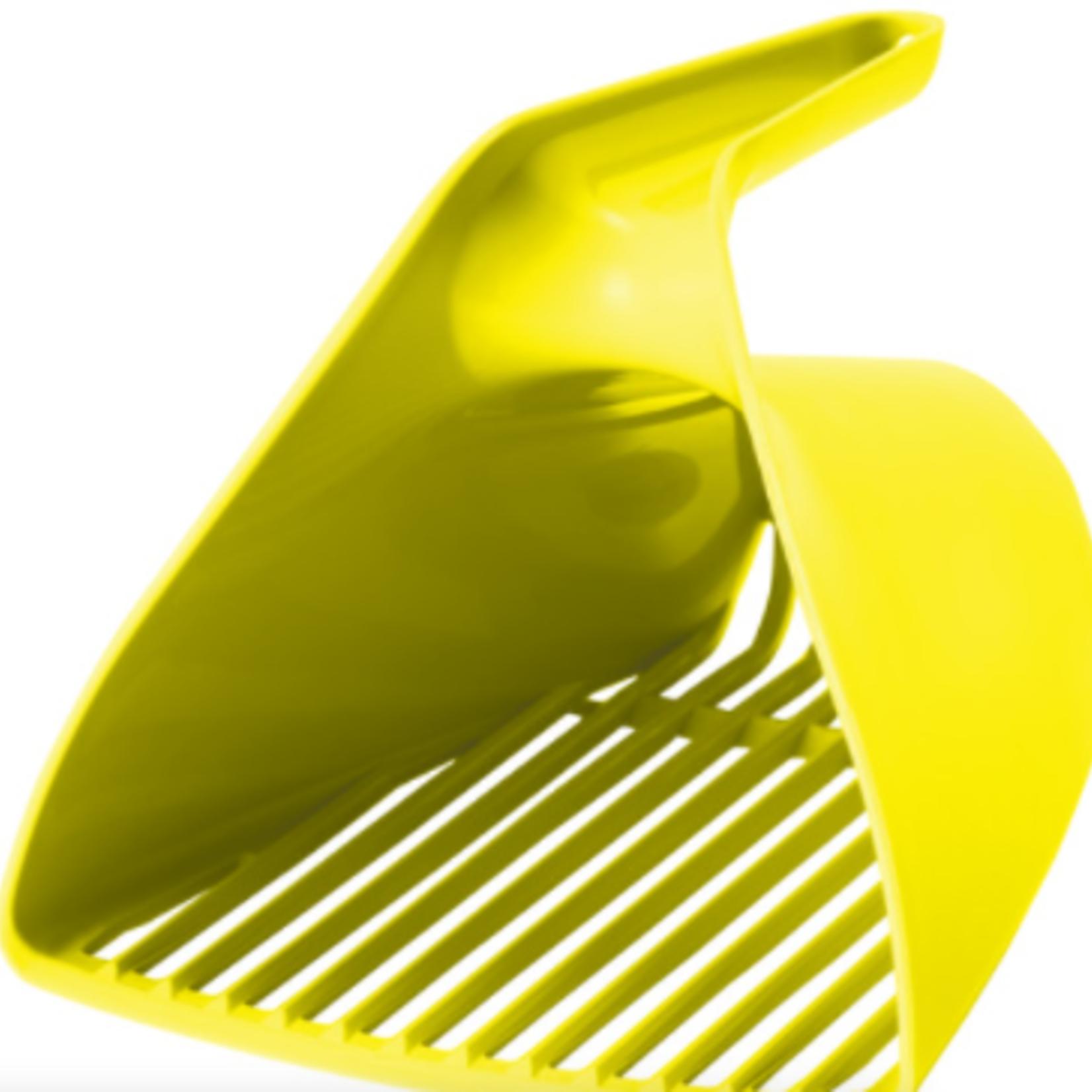 Moderna Litter Scoop & Sift-Lemon