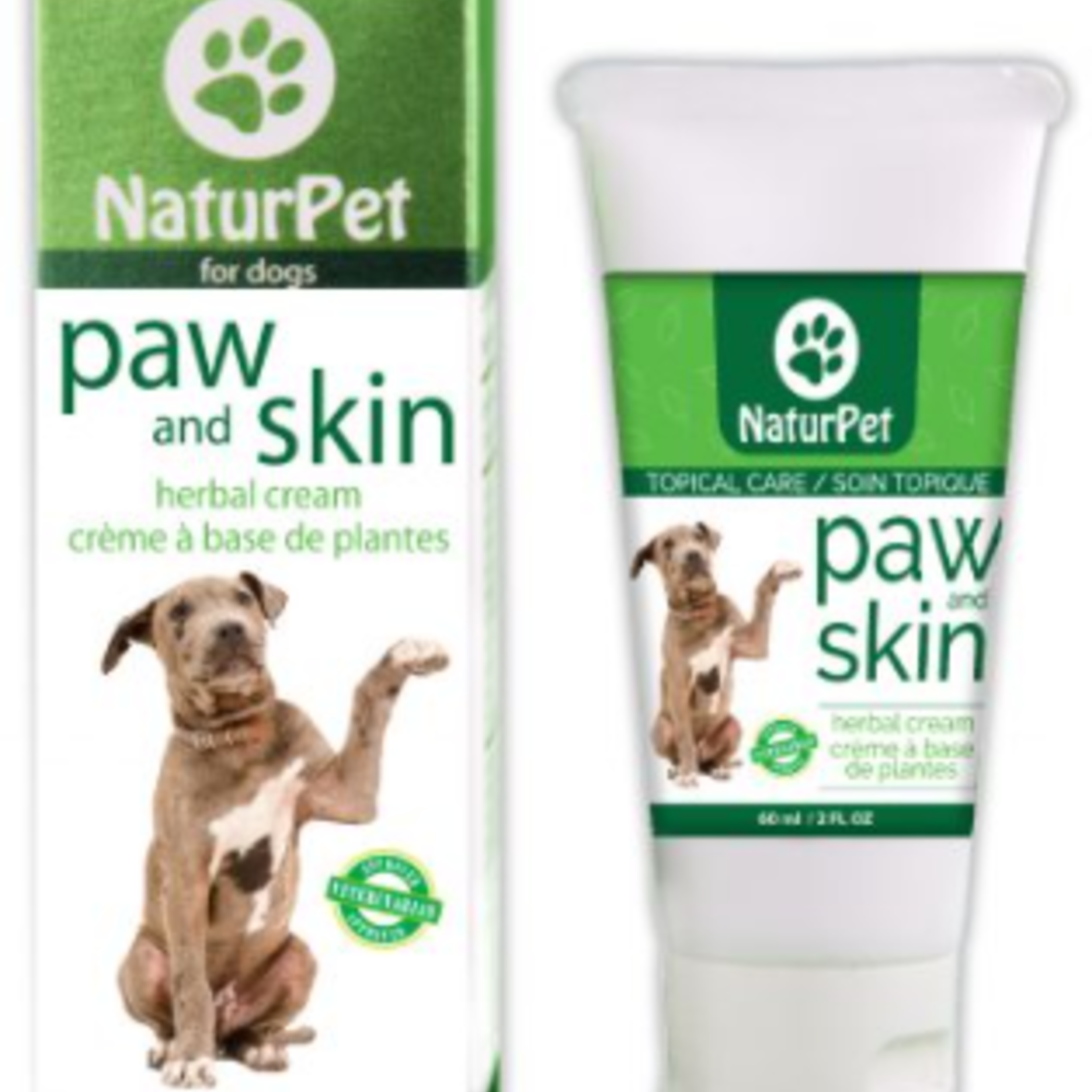 NaturPet Paw & Skin – for Dogs - 60 ml