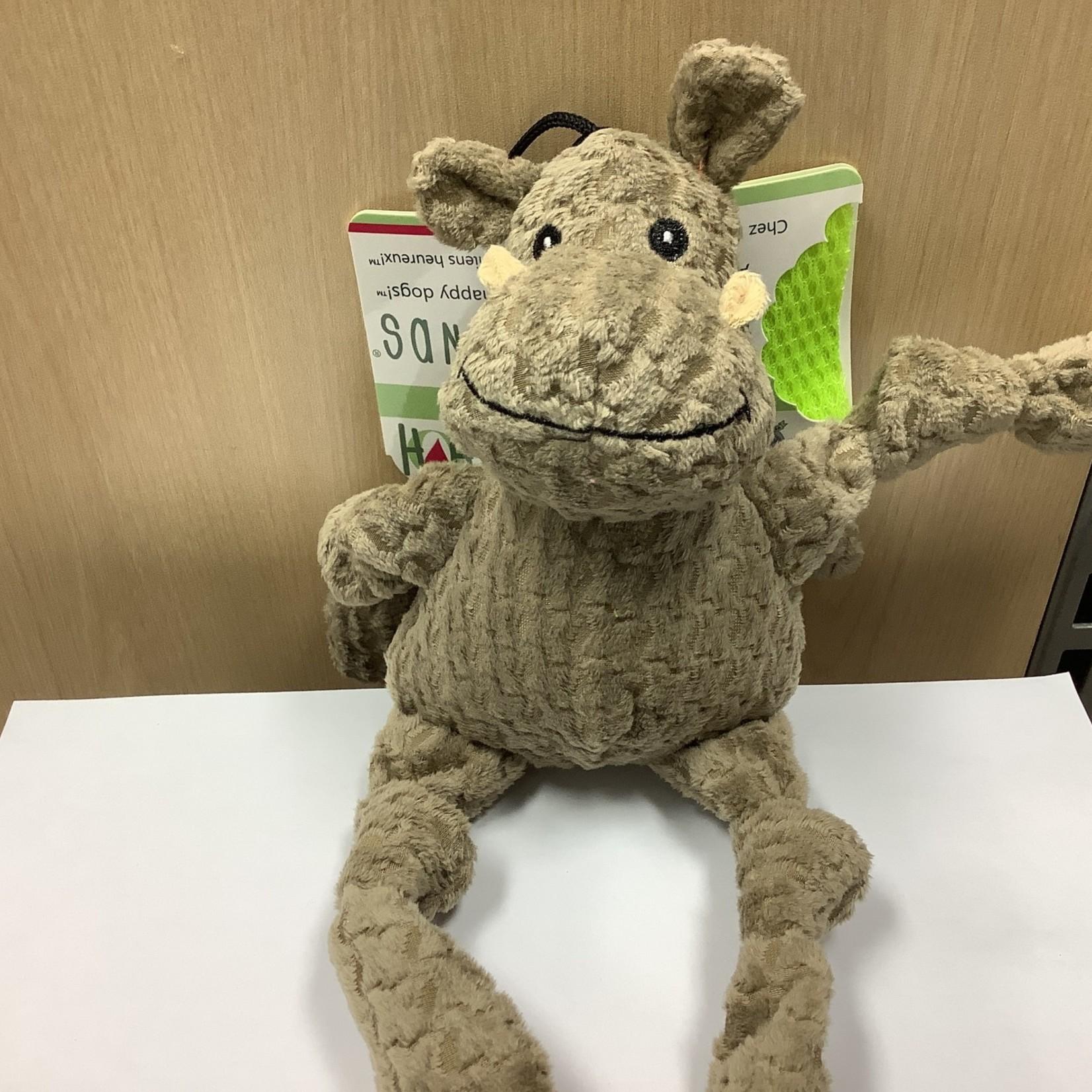 Huggle Knotties - Hippo - Small