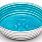Loving Pets Blue Seine Bowl-Small-433ml (15oz)