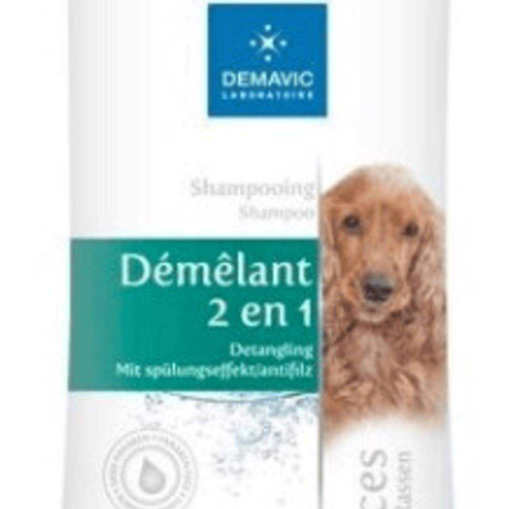 Demavic Shampooing Démêlant 2 en 1-250 ml