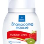 Demavic Shampooing Mousse - Fraise KIWi - 150 ml